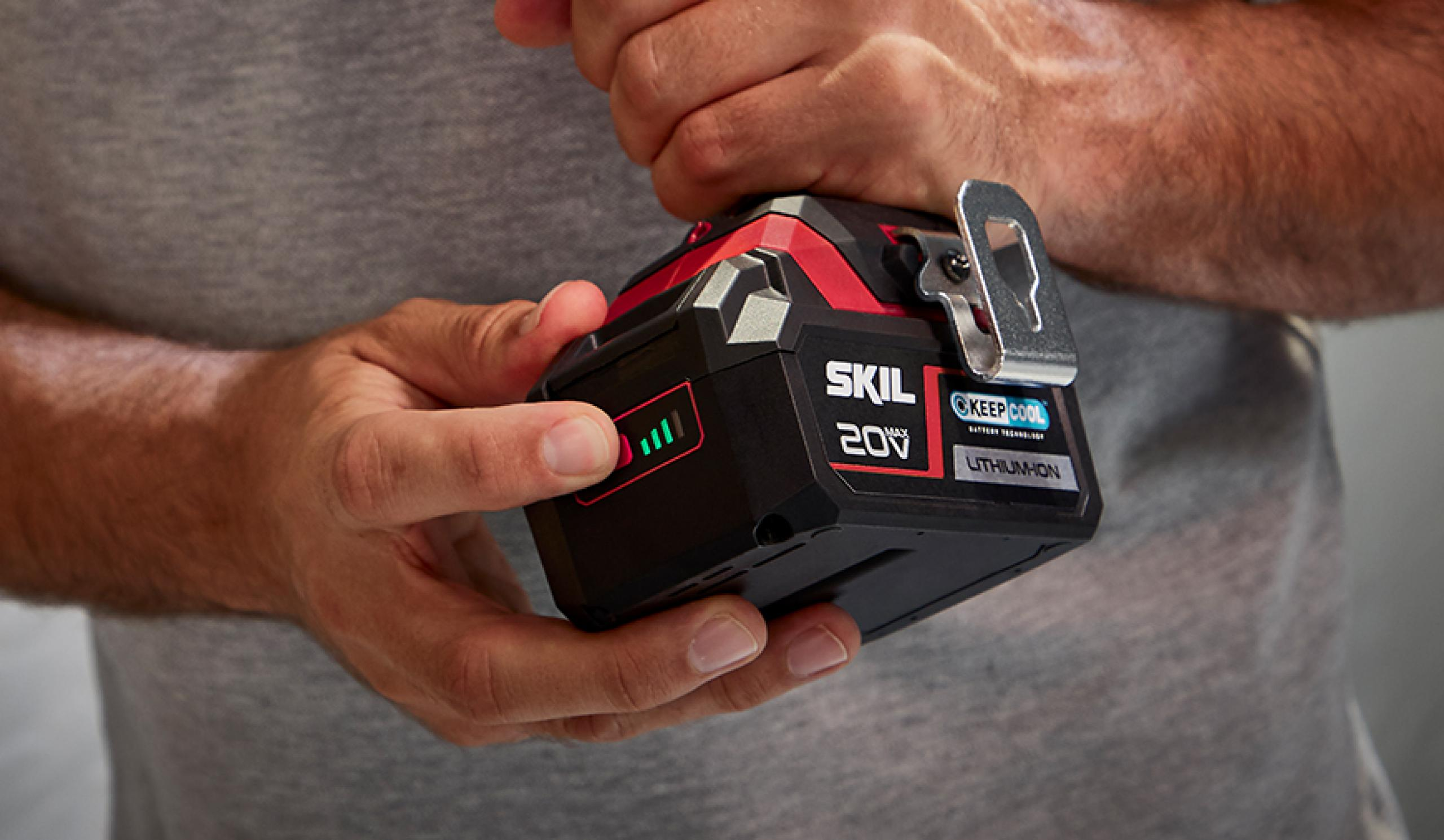 Запатентований індикатор рівня заряду акумулятора: індикатор, якому можна довіряти